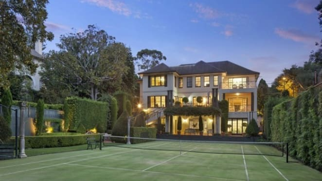 Buyer found for Bellevue Hill trophy home