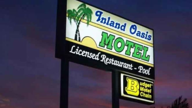 Mt Isa's Inland Oasis Motel passed at auction, back on the market