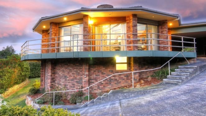 Mittagong's octagonal Grandview up for auction
