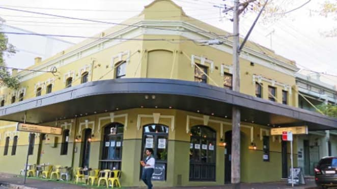 The Dove and Olive Hotel in inner Sydney sells for over $11.8 million