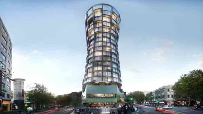 Seven retail spaces at residential project Omnia in Sydney's Potts Point up for sale