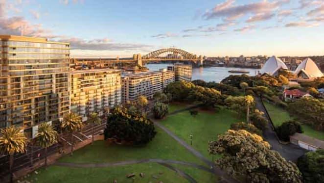 $26 million Circular Quay Opera Residences penthouse sale in $57 million swoop