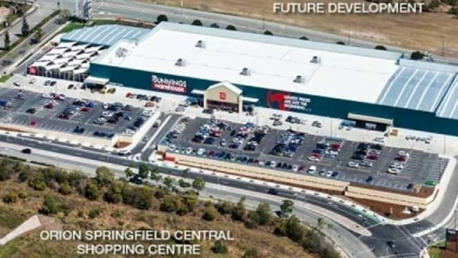 Bunnings Springfield Central warehouse sale nets over $40 million