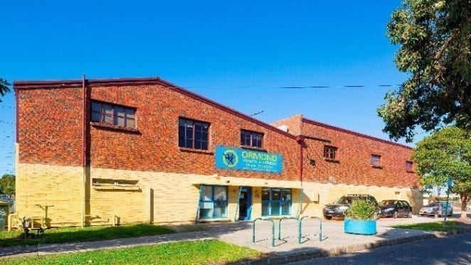 $300k over reserve paid for Ormond gym