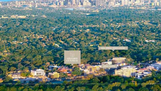 Approval granted for $260 million residential development in Epping, northern Sydney
