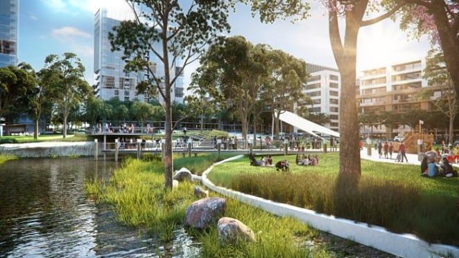 Payce plans reveal vision for Melrose Park in Sydney's West