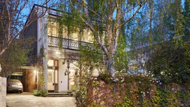 Francesca Packer Barham sells South Yarra terrace