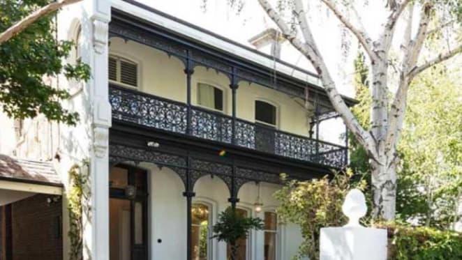 Francesca Packer Barham sells South Yarra home
