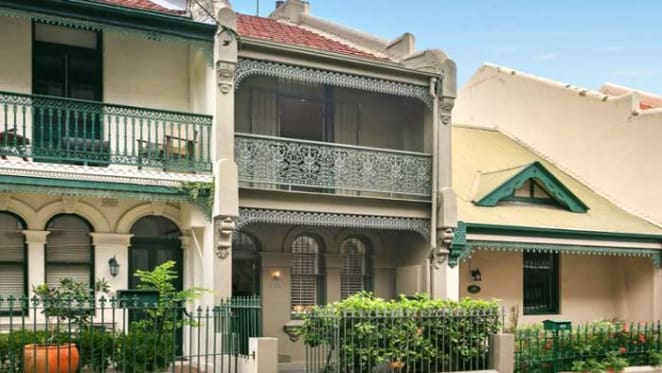 Publisher Marcello Grand buys Paddington terrace
