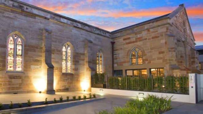 St John's Paddington church home for auction