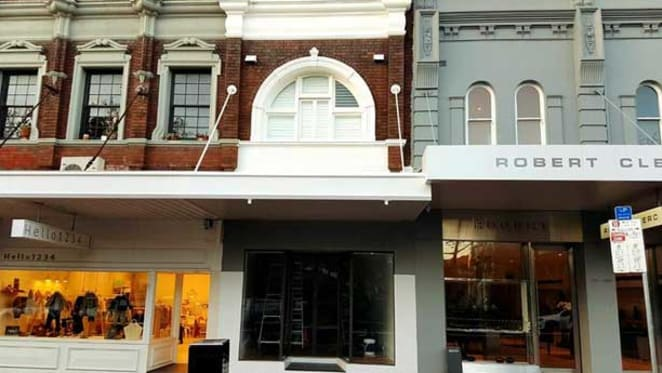Retail space in Sydney's Oxford Street up for lease