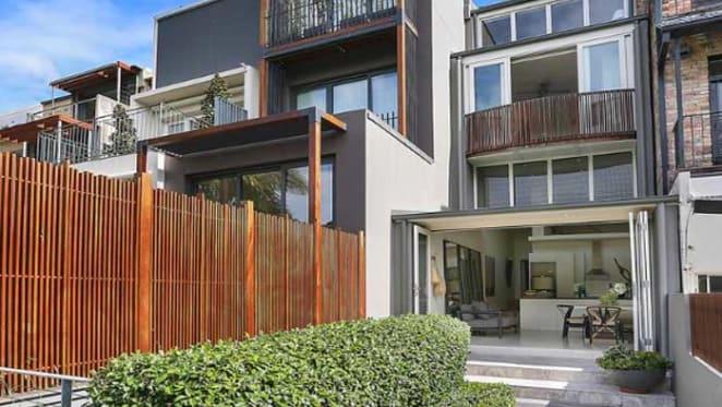 Entrepreneur Sean Satha sells contemporary Paddington terrace