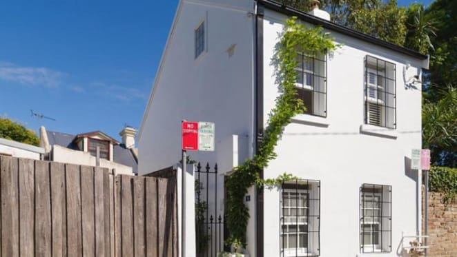Georgian Paddington home of Seamus Dinnigan sold