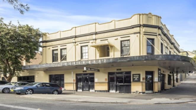 Four in Hand Hotel, Paddington sold to PHMG