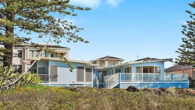 Double block Palm Beach, Gold Coast sold by Sisters of Charity