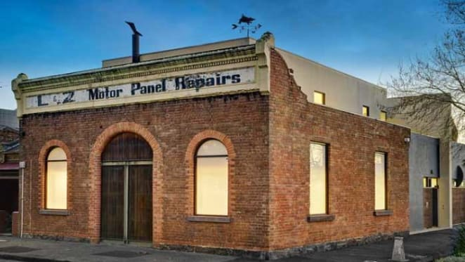 Fender Katsalidis-designed Fitzroy factory residential conversion sold