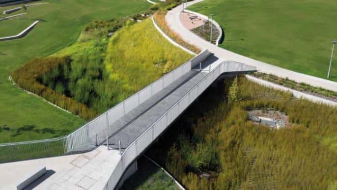 Park at Campbell 5 wins green gong at national Good Design Awards
