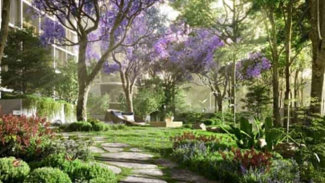 Buyer registrations soar for Golden Age's Macquarie Park project, Park One