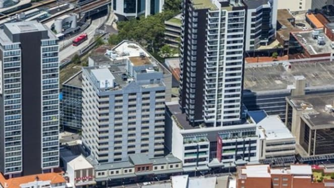 Marprop reinvests in Parramatta market with office tower purchase