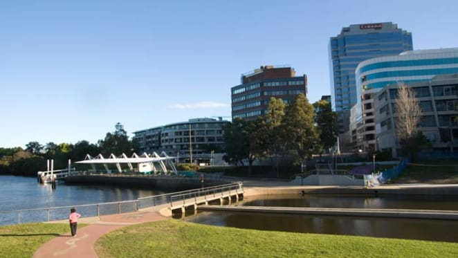 Parramatta CBD commercial sales near $1 billion annually