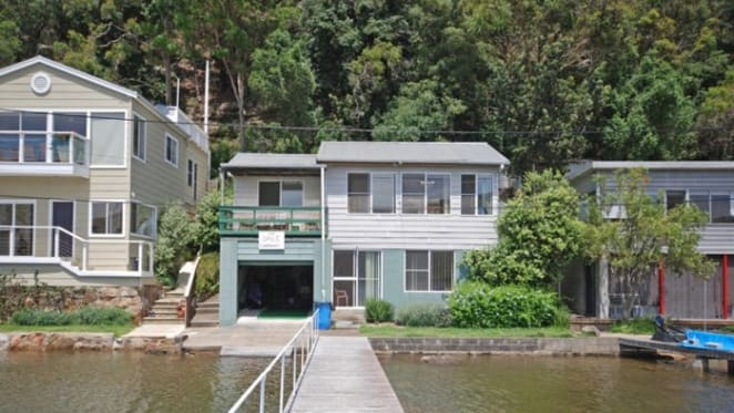 Waterfront NSW home reduced by $100k: SQM Research