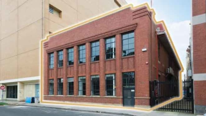 Vacant office building in Melbourne's Windsor set for auction
