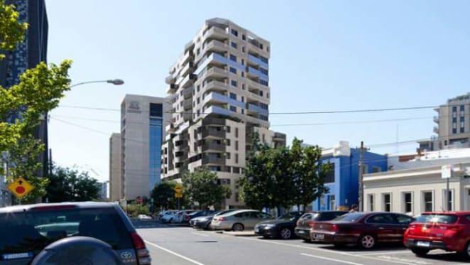 Pelham St Melbourne sites make way for student accommodation