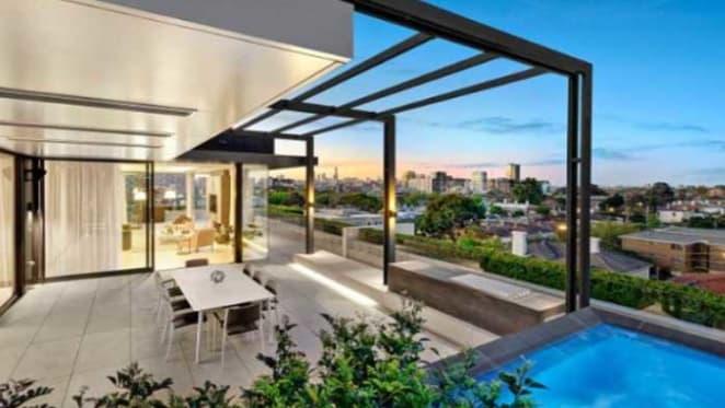 Adman Scott Whybin buys South Yarra penthouse