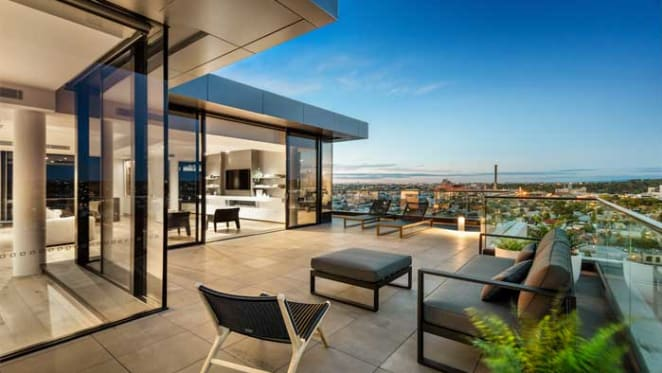 Grand penthouse in Richmond's Jaques development has sold