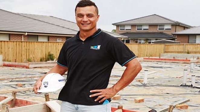 NRL's Sam Perrett launches property development business