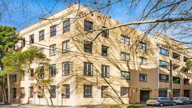 Zurich financier Peter Watson has sold his Chippendale warehouse