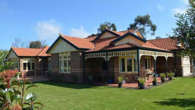 Rural home and commercial building on road to Phillip Island on sale