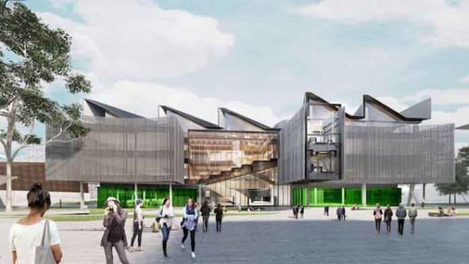 Multiplex appointed to build visionary Monash University building