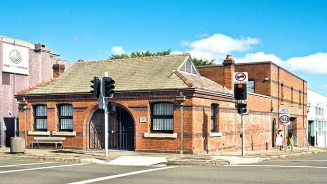 Lease available for former Rozelle Police Station site