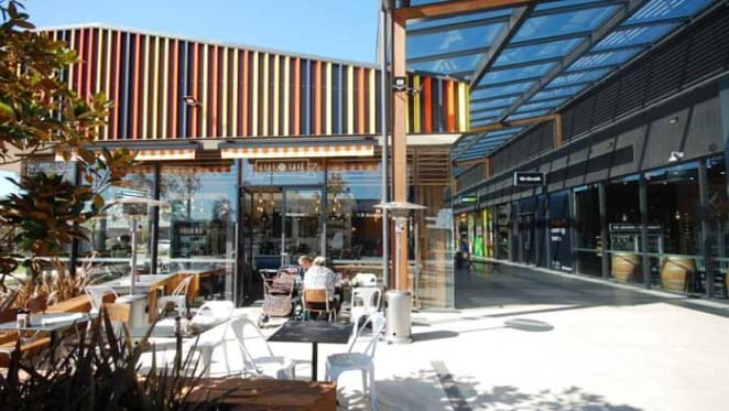 What are the future trends in sustainable design for retail centres?