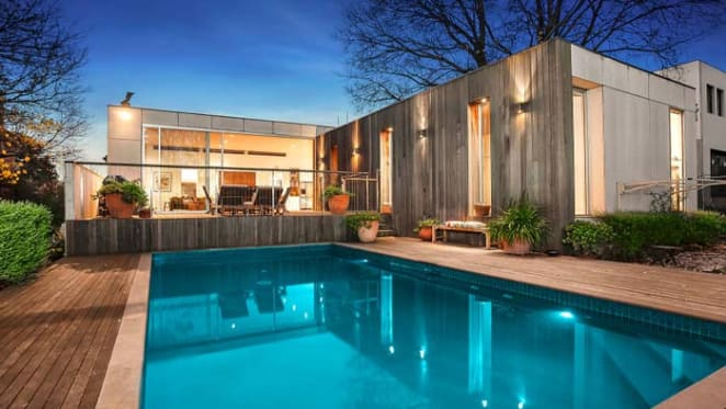Designer home up for sale in Hawthorn East for $3.175 million
