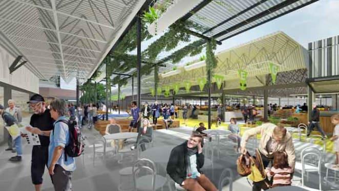 Melbourne's Preston Market to get facelift