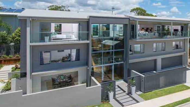 Three-storey Alexandra Headland home new yourtown prize