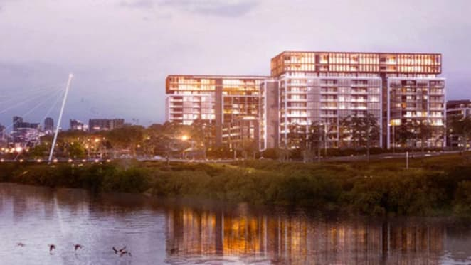 Starryland's Promenade No. 2 sells over 100 apartments on launch morning