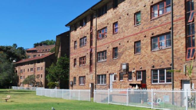 Aussies aspire to more than public housing