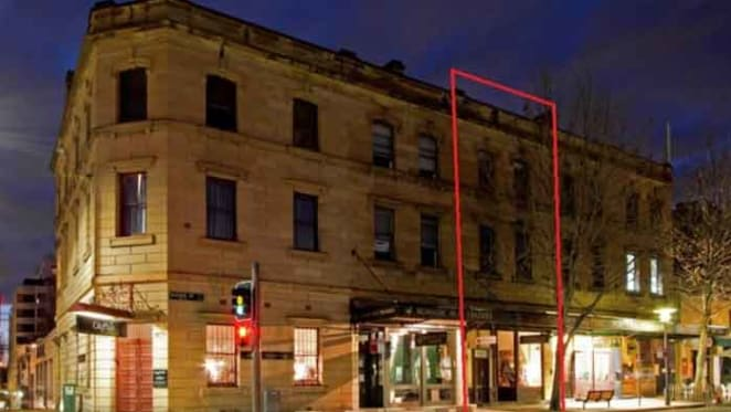 Mixed use Pyrmont premises sold