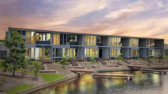 Pelican Waters' Qualia wins Queensland housing award
