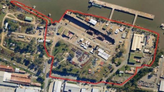 Cairnscross dry dock for sale in Brisbane