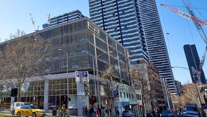 $100 million-plus Melbourne commercial car park portfolio