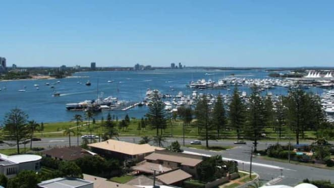 Rodney Eade puts Main Beach apartment up for rent