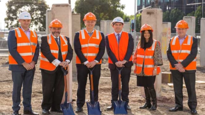 Construction commences at Quest NewQuay
