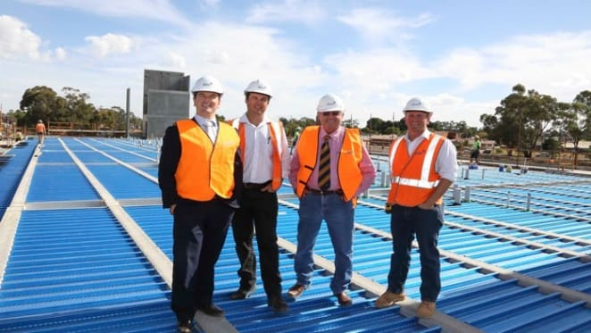 Quest begins $16 million construction in NSW's Griffith