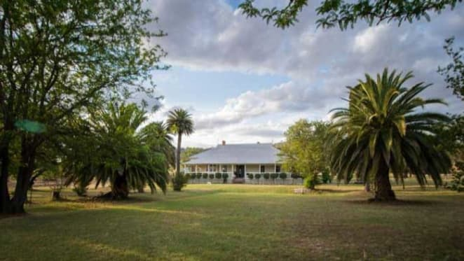 Little Kickerbell on the Liverpool Plains listed for auction