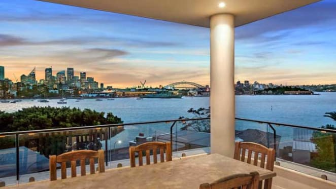 Bill Gurry's Darling Point apartment sold for $5.35 million