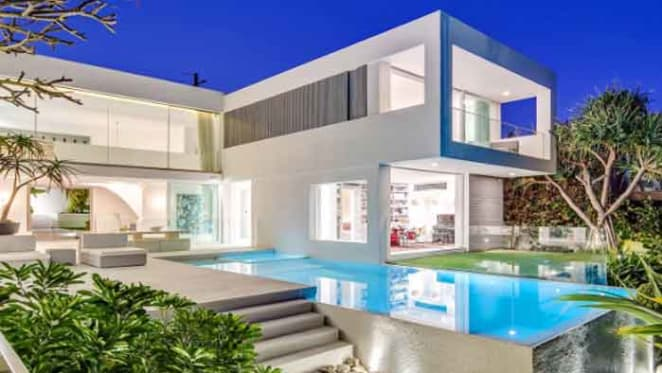 Pat Rafter's former luxury trophy home resold at Sunshine Beach for $17 million